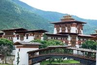 Punakha Dzong Bhutan Djoser