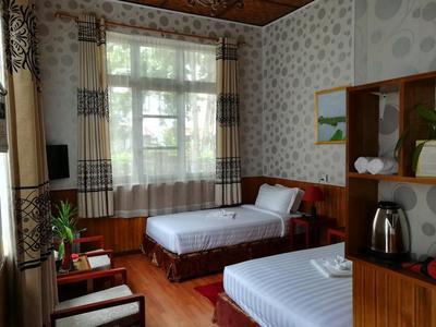 Myanmar - Inle Lake - Remember Inn twin kamer