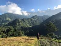 trekking Nepal landschap