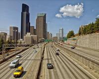 Interstate Seattle - American highway