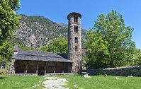 Santa Coloma kerk Andorra