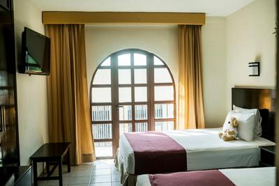 Hotel Colonial kamer Mérida Mexico