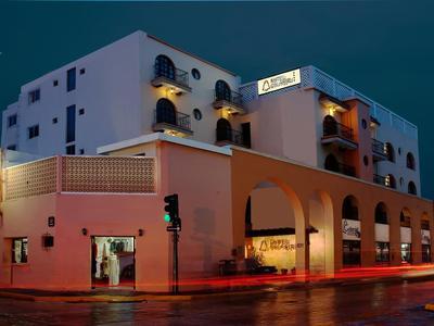 Hotel Colonial Mérida Mexico