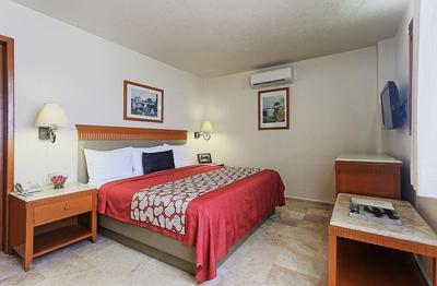 Hotel Olmeca Plaza kamer Villahermosa Mexico