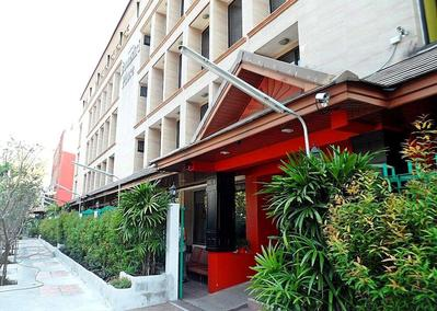 Boonsiri Place Hotel Bangkok Thailand