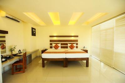Beacon Beach Hotel kamer Negombo Sri Lanka