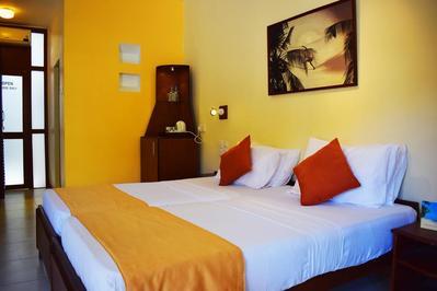 Insight Resort kamer Ahangama Sri Lanka