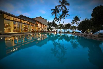Insight Resort zwembad Ahangama Sri Lanka