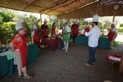 Marrakech kookles groep uitleg leraar