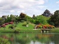 Okayama tuin Japan