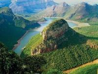 Blyde rivier Canyon Zuid-Afrika