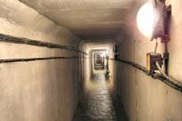 Missile base tunnel Oekraine