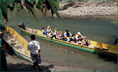 Ecuador en Galapagos boot excursie Djoser