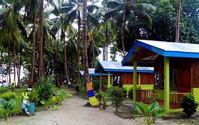 El Dorado Beach Resort huisje India Havelock India Djoser