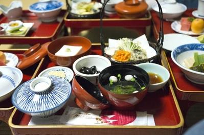 Shojoshin tempel eten Koyasan Japan