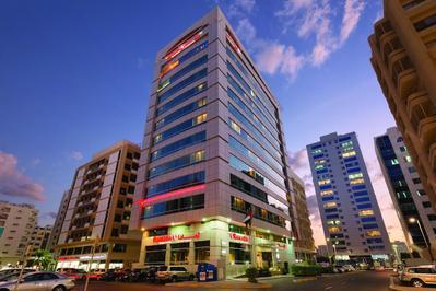 Abu Dhabi hotel Ramada