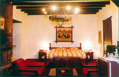 Ecuador hotel accommodatie overnachting Djoser