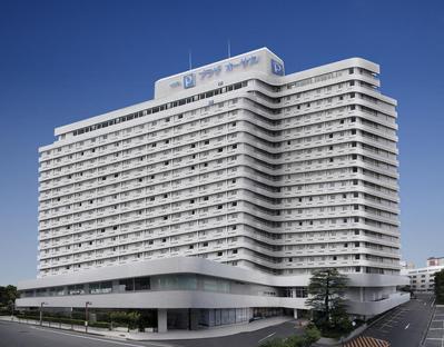 Hotel Plaza Osaka Japan
