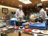 Sushi restaurant Japan