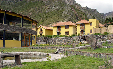 Peru accommodatie overnachting Djoser