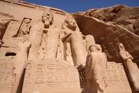 Abu Simbel Aswas Egypte