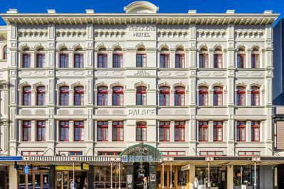 Hotel Accomodatie Sydney Nieuw Zeeland Overnachting Djoser