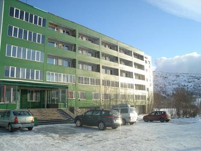 Hotel Khibiny Kirovsk