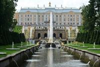 Petershof St. Petersburg Rusland