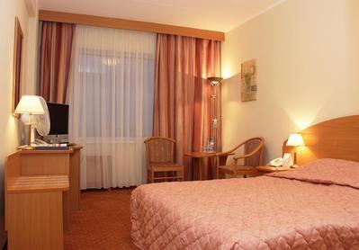 Izmailovo Gamma Delta hotel kamer Moskou Rusland