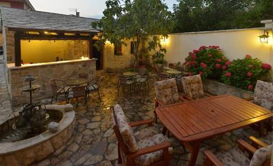Villa Fortuna restaurant Mostar