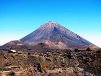Vulkaan Fogo Kaapverdië