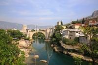 Mostar Bosnie en Herzegovina
