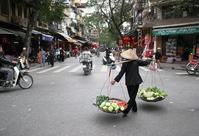 Straat Saigon Vietnam