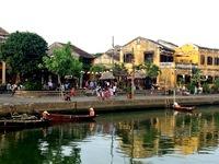 Hoi An rivier Vietnam