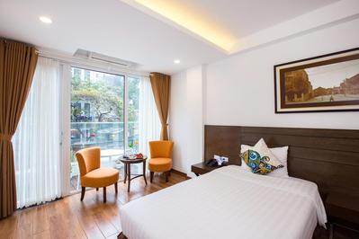 Thang Long Espana Hotel kamer Hanoi