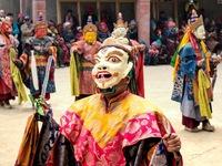 Lamayuru Festival Leh India