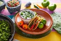 Taco eten Mexico