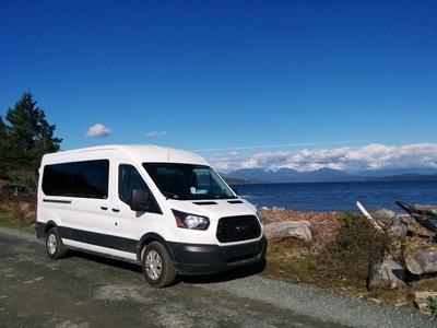 Bus kampeerreis Canada