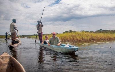 Botswana - Okavangodelta