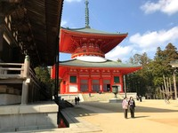 Koyasan tempel Japan