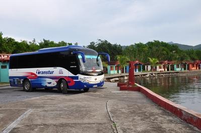 Bus Guajimico Cuba