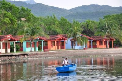 Huisjes Villa Guajimico Cuba