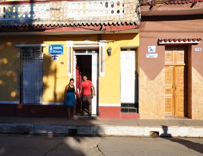 Trinidad, casa particularas