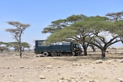 tanzania safaritruck