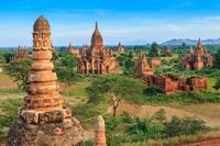 Bagan tempels Myanmar