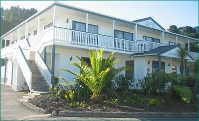Nieuw-Zeeland hotel accommodatie overnachting Djoser