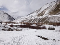 Rumbakh winter Ladakh