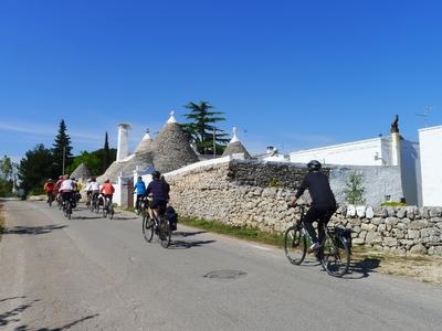 Fietsreis Puglia