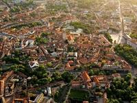 Vilnius drone Litouwen