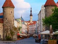 Tallin plein Estland